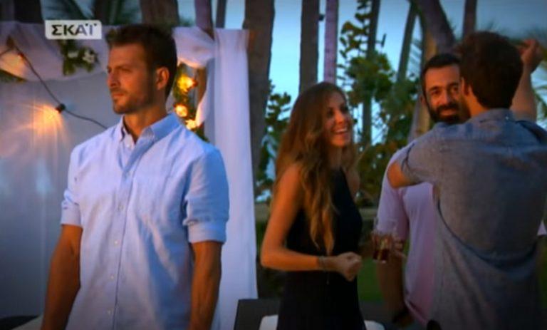 Survivor: Ο Αγγελόπουλος φόρεσε πουκάμισο και αναστέναξαν τα social media! [vid]