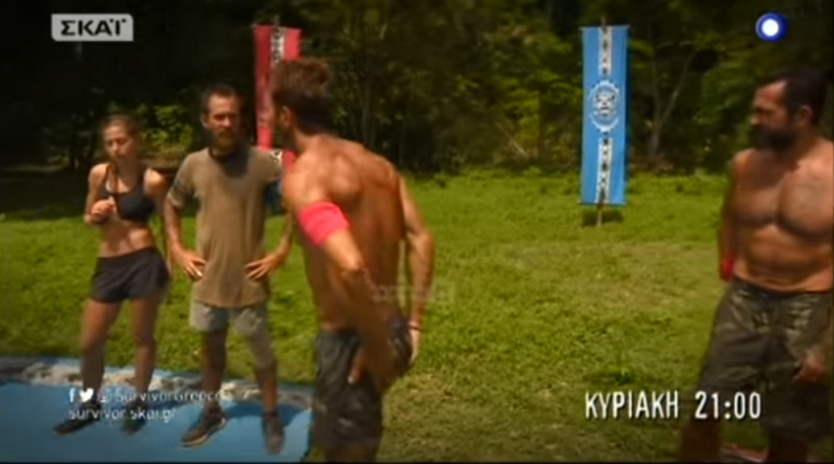 Survivor τρέιλερ: Αγγελόπουλος εναντίον μαχητών! Παραλίγο να πιαστούν στα χέρια!  [vid]
