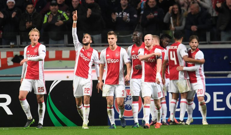 Europa League: Πέρασαν Άγιαξ και Ρόμα!