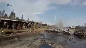 Αιματηρή έκρηξη βόμβας στο Χαλέπι – 6 νεκροί