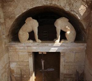Αμφίπολη: Άλλαξε γνώμη για το μνημείο η Λυδία Κονιόρδου