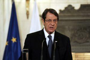 Κυπριακό: Αυτή ήταν η πρόταση Αναστασιάδη για ασφάλεια και εγγυήσεις