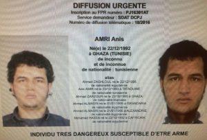 Ο Άνις Άμρι είναι ο μακελάρης του Βερολίνου! Βρήκαν αποτυπώματά του
