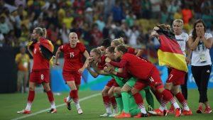 Ολυμπιακοί Αγώνες 2016: Στη Γερμανία το χρυσό στο ποδόσφαιρο γυναικών