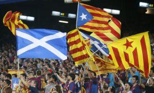 Καταλονία: Καταδικάστηκαν ηγέτες σε πολυετή φυλάκιση!