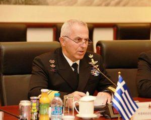 Συμμετοχή Αρχηγού ΓΕΕΘΑ σε Διεθνές Συνέδριο για την Ασφάλεια