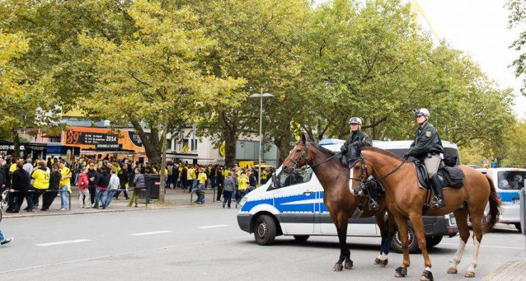 Champions League, Ντόρτμουντ – Μονακό: Δρακόντεια μέτρα! Χωρίς… σακίδια