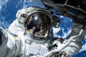 Οι εγκέφαλοι των αστροναυτών αλλάζουν σχήμα!