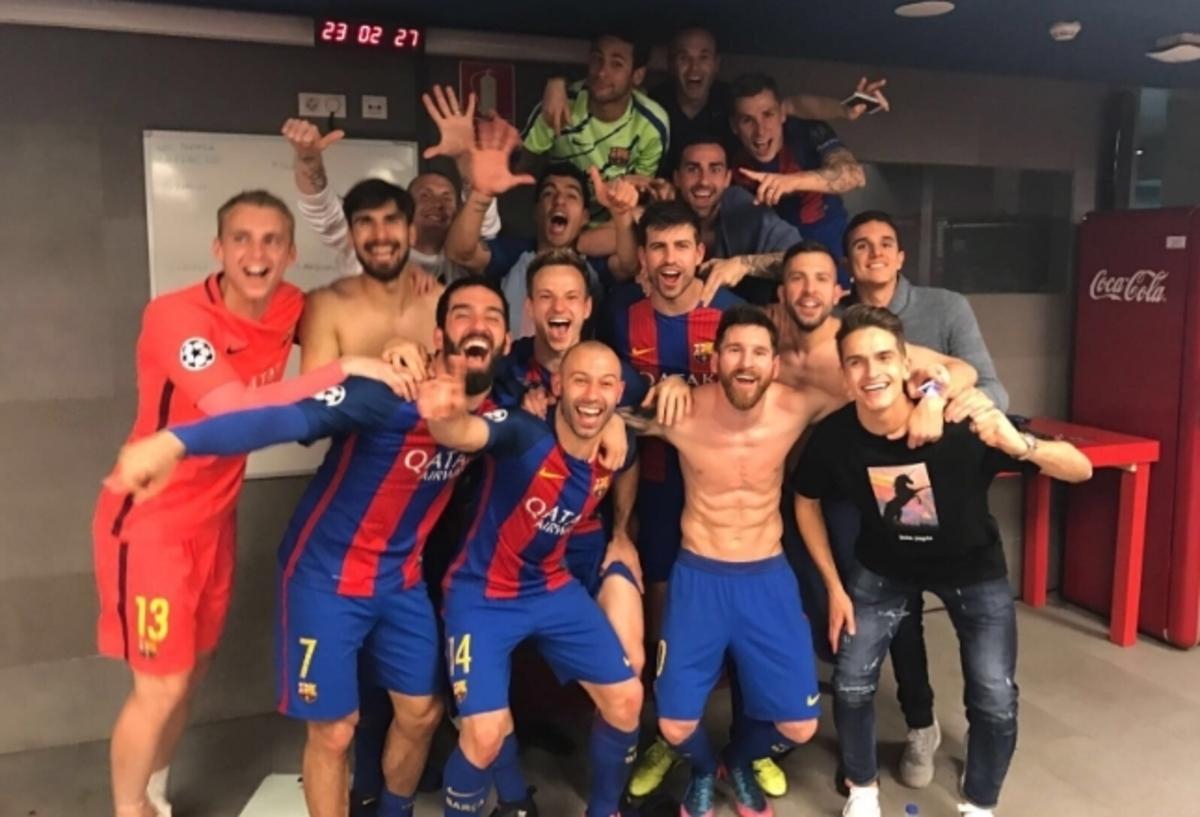 ΦΩΤΟ twitter.com/FCBarcelona