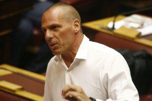 """Αποκαλύψεις Βαρουφάκη: Έχω ηχογραφήσει όλα τα Eurogroup – Ποιό ήταν το """"υπερόπλο"""" που ετοίμαζε η κυβέρνηση"""