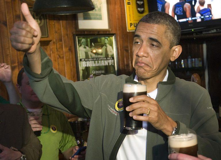 Ο Λευκός Οίκος φτιάχνει… μπύρα! – ΒΙΝΤΕΟ