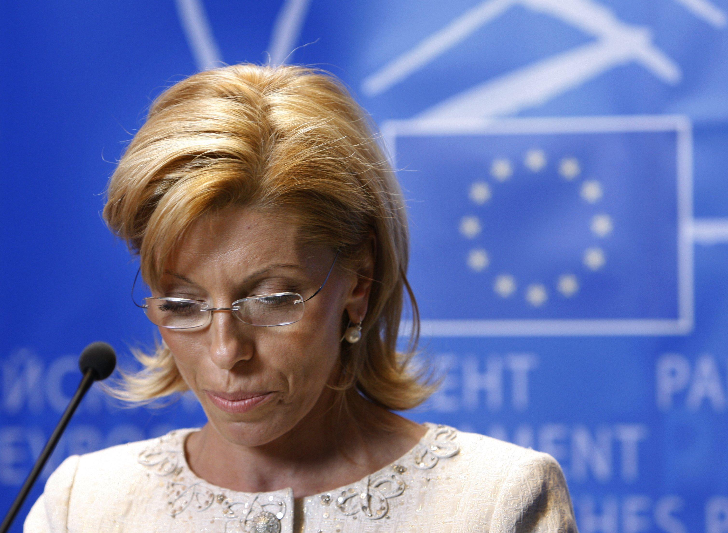 Η πέτρα του σκανδάλου για την Βουλγαρία Ρουμιάνα Γέλεβα. ΦΩΤΟ REUTERS