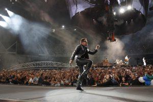 U2: Θησαυρίζουν με τις περιοδείες – Πόσα έβγαλαν το 2017