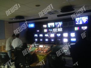 Debate πολιτικών αρχηγών: Η αγωνία μέσα στο control room (ΦΩΤΟ)