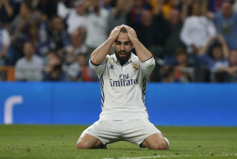 Champions League – Ρεάλ Μαδρίτης: Κακά μαντάτα για Καρβαχάλ