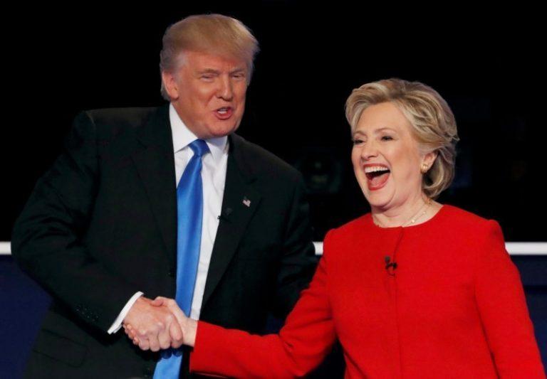 Εκλογές ΗΠΑ 2016: Μπροστά σε όλες τις δημοσκοπήσεις η Χίλαρι