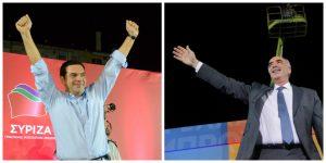 """Πώς """"παίζουν"""" οι Έλληνες τις εκλογές – Ποιον βγάζουν πρώτο τα στοιχήματα"""