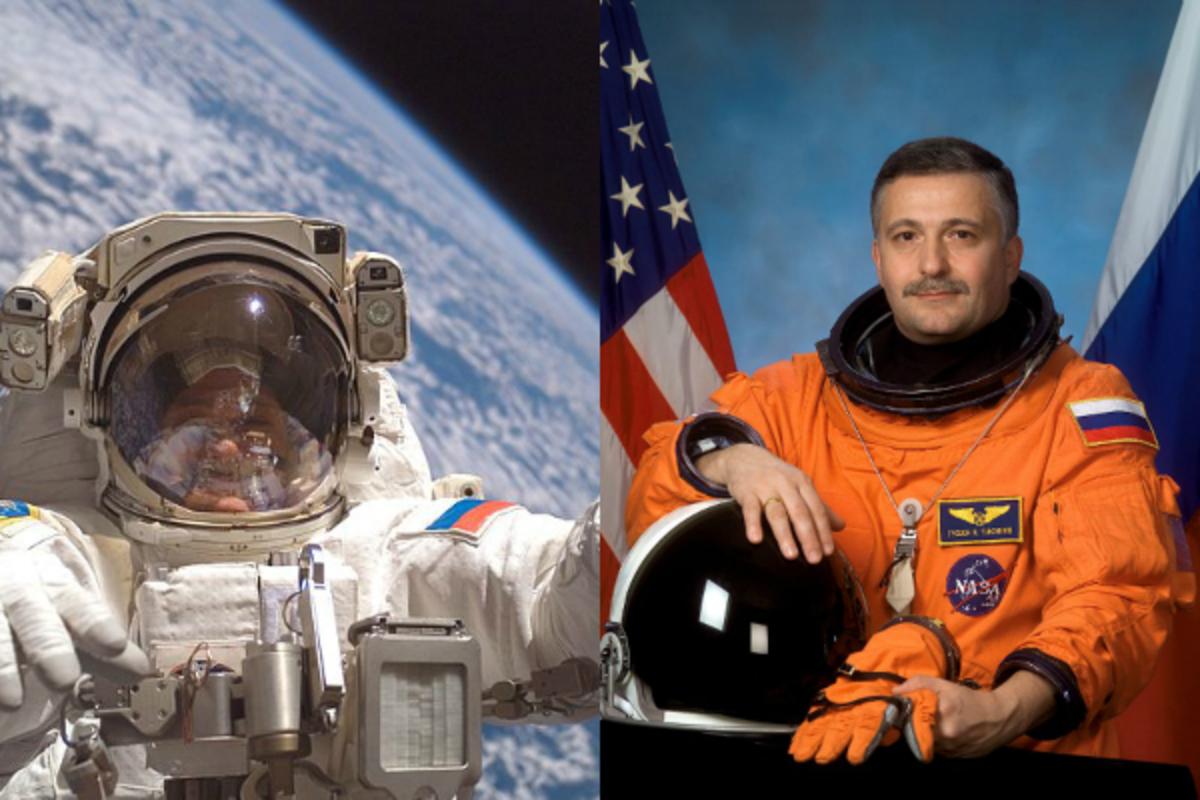 Για πέμπτη φορά στο διάστημα ο Πόντιος Θεόδωρος Γιουρτσίχιν