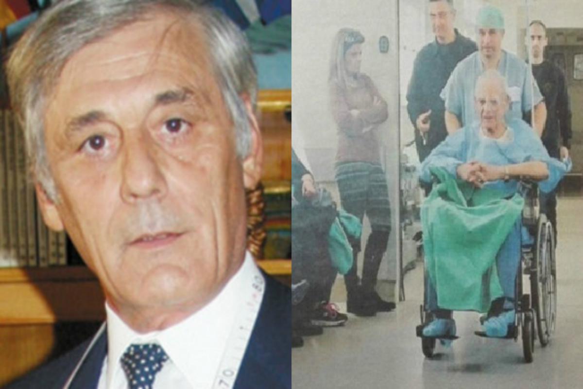 """Βεργής για Τσοχατζόπουλο: """"Εγώ τον φρόντιζα στην φυλακή – Χάρις σε μένα ζει"""""""