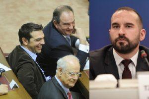 Τζανακόπουλος για Καραμανλή: Η κυβέρνηση δεν σχολιάζει θεωρίες συνωμοσίας