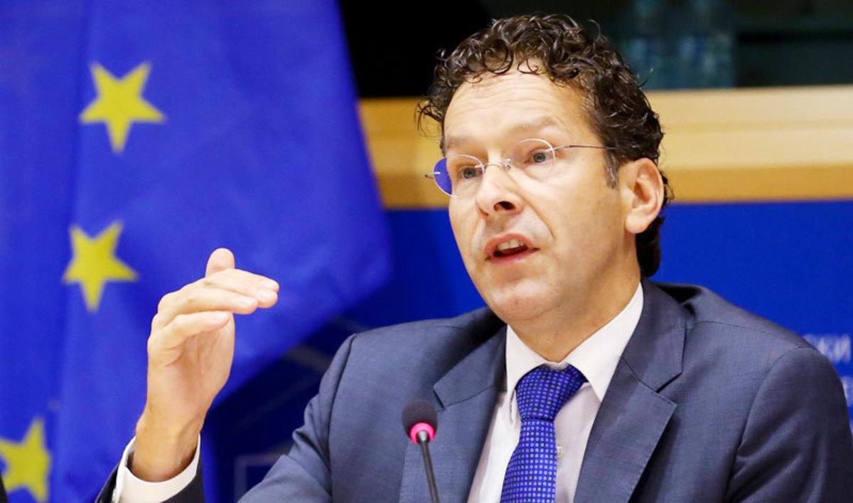 Αλλαγή στο Eurogroup ανακοίνωσε αιφνιδιαστικά ο Ντάισελμπλουμ