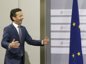 Ντάισελμπλουμ: Η Ελλάδα παίρνει τη δόση των 2 δισ. ευρώ