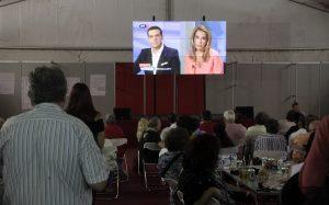 Debate πολιτικών αρχηγών: Ο καθαρός νικητής στις οθόνες και στις κάλπες