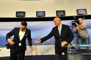 Debate πολιτικών αρχηγών – Γερμανικός τύπος: Όχι Τσίπρα σε μεγάλο συνασπισμό