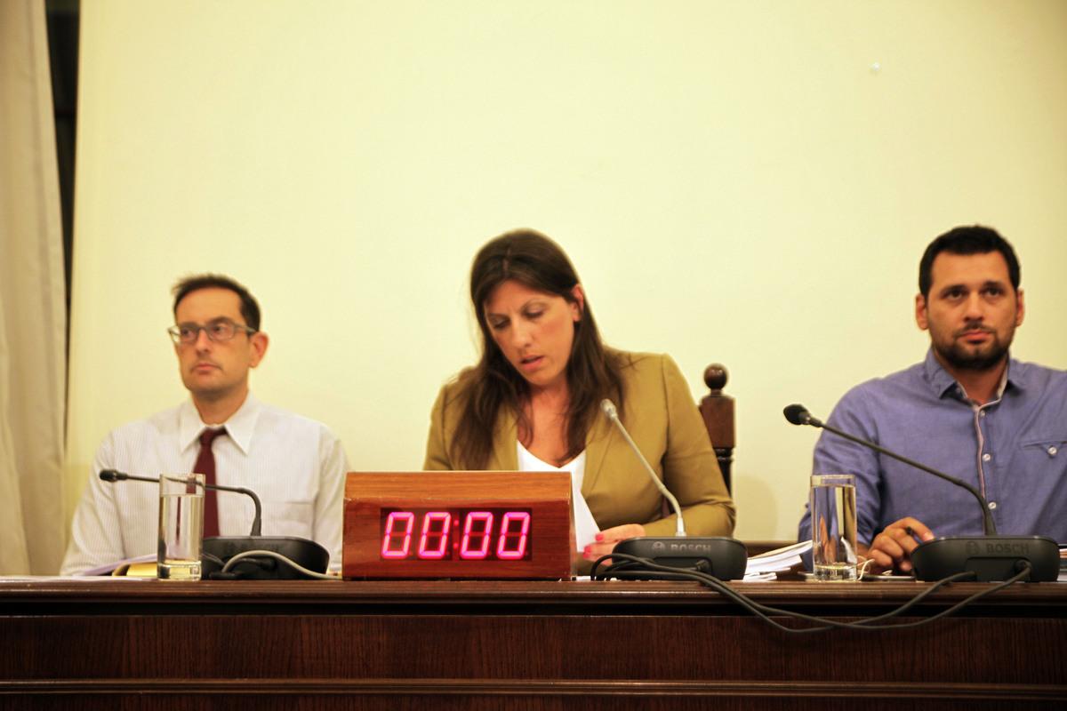 """Διάσκεψη… παρωδία, """"έστησαν"""" όλοι την Κωνσταντοπούλου"""