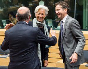 ΔΝΤ και Ντάισελμπλουμ τρομάζουν το Μέγαρο Μαξίμου