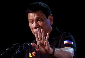 Ο πρόεδρος Ντουτέρτε απειλεί με σύλληψη εισαγγελέα για έρευνες στις Φιλιππίνες