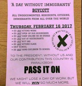 Κλειστά τα εστιατόρια στην Ουάσινγκτον για να διαμαρτυρηθούν κατά του Τραμπ!