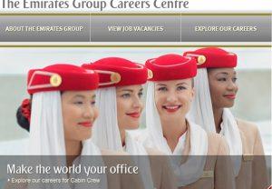 Η εταιρεία Εmirates αναζητά εργαζόμενους στην Αθήνα