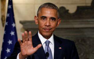 """Ομπάμα – Tweet Λευκού Οίκου: """"Σας θεωρούμε συμμάχους! Efharisto"""""""
