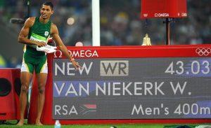 Ολυμπιακοί Αγώνες Ρίο: Στον φαν Νίεκερκ ο τίτλος του κορυφαίου!