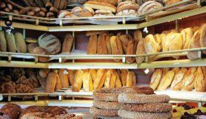 Υποχώρηση της κατανάλωσης ψωμιού και ειδών ζαχαροπλαστικής