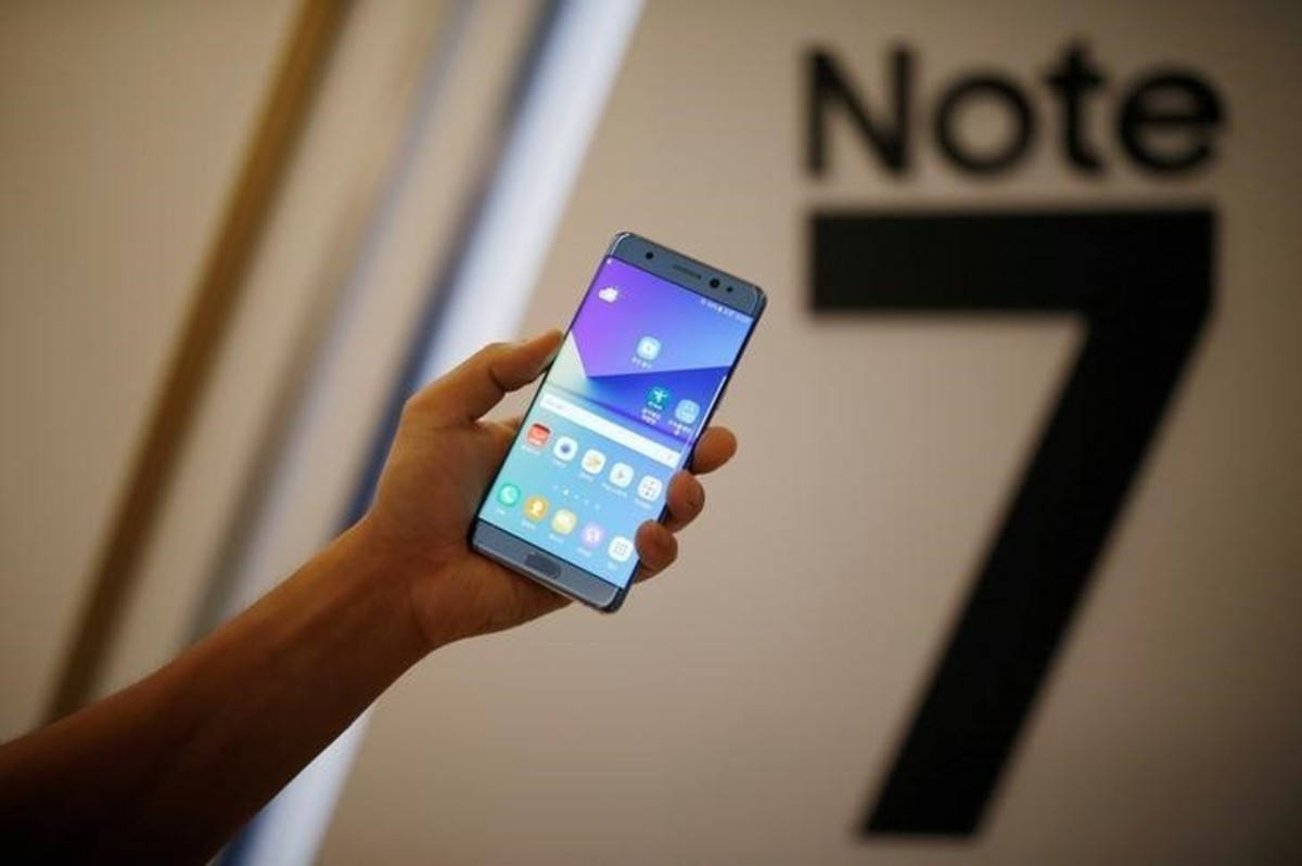 Έγκλημα να έχεις Galaxy Note 7 σε αεροπλάνο – Φυλακή και πρόστιμα στους παραβάτες!
