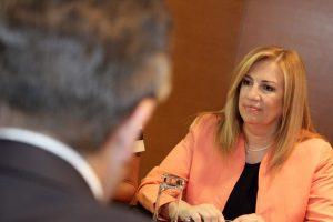 """Γεννηματά: """"Να διερευνήσει η Δικαιοσύνη τους κρυφούς σχεδιασμούς Τσίπρα – Βαρουφάκη"""""""