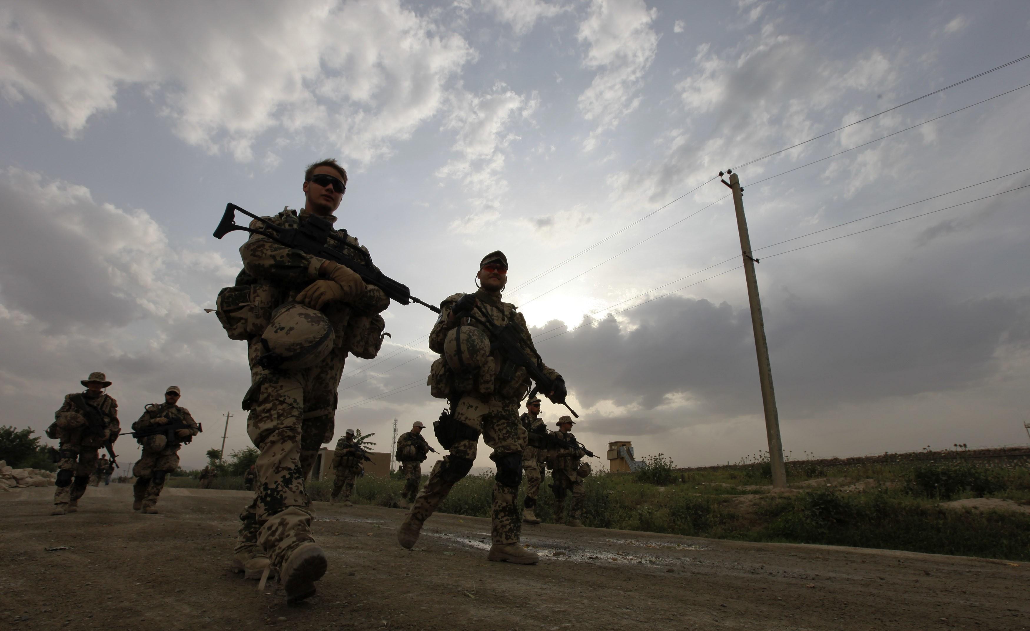 Γερμανία: Αποσύρει τα στρατεύματά της από το Αφγανιστάν από τις 4 Ιουλίου