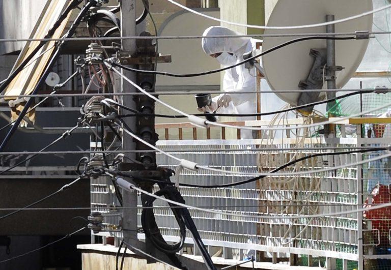 Έφοδος της αντιτρομοκρατικής σε διαμέρισμα – γιάφκα στο Παγκράτι