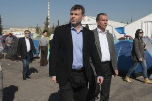 Απόστολος Γκλέτσος: Κατέθεσε μήνυση εναντίον των Σκοπιανών αστυνομικών για τα επεισόδια στην Ειδομένη!
