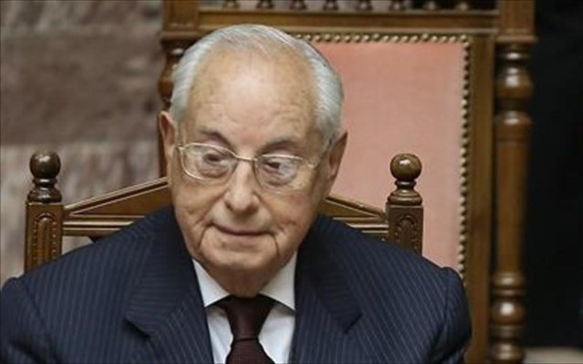 Πέθανε ο πρώην πρόεδρος του Αρείου Πάγου Ιωάννης Γρίβας