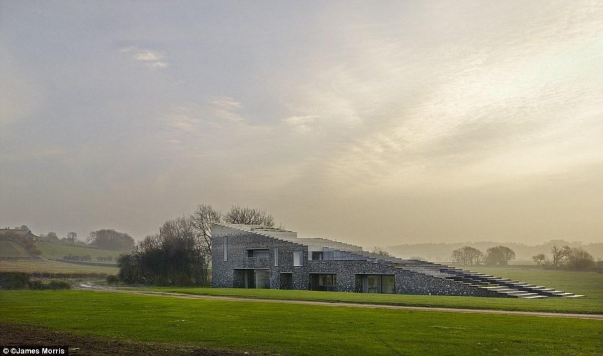 Αυτό είναι το σπίτι της χρονιάς στη Βρετανία! (ΦΩΤΟ)