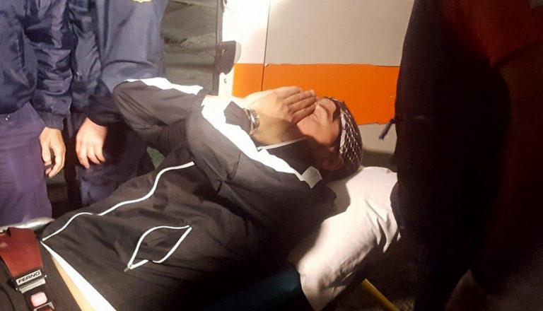 Παναθηναϊκός – ΠΑΟΚ: Εντοπίστηκε ο οπαδός που πέτυχε τον Ίβιτς