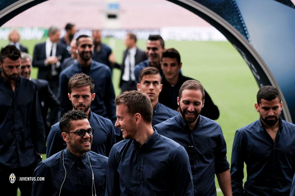 ΦΩΤΟ facebook.com/Juventus/