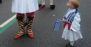 """25η Μαρτίου: Η Κομισιόν μας είπε """"χρόνια πολλά"""" με τον πιο χαριτωμένο τρόπο"""