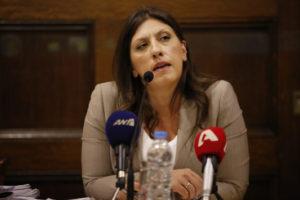 """Ζωή Κωνσταντοπούλου: Έκανε το """"θαύμα"""" της! """"Δεν καταδικάζω την τρομοκρατική επίθεση στον Παπαδήμο"""""""
