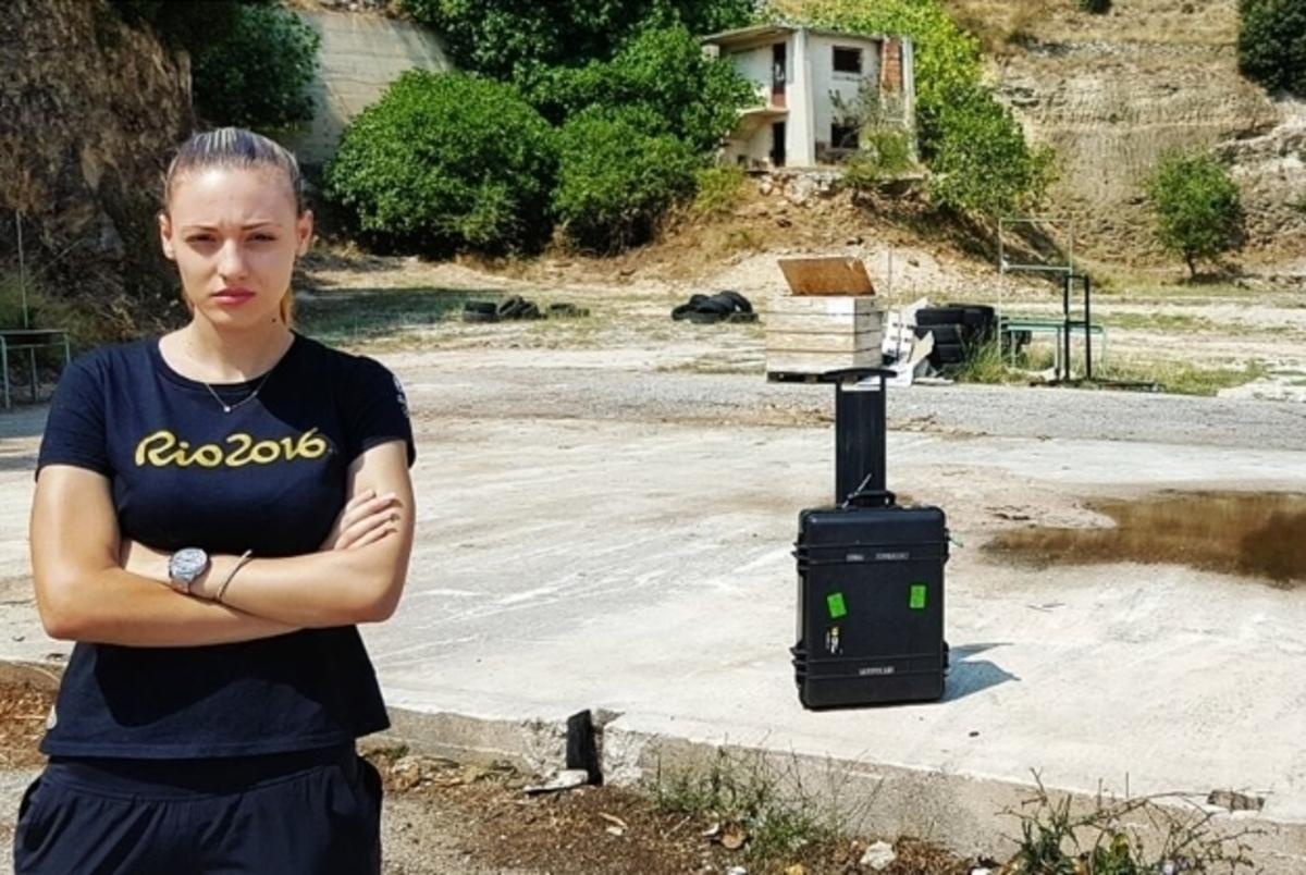 Άννα Κορακάκη: Το μήνυμα και οι φωτογραφίες της εκνευρισμένης Ολυμπιονίκη!