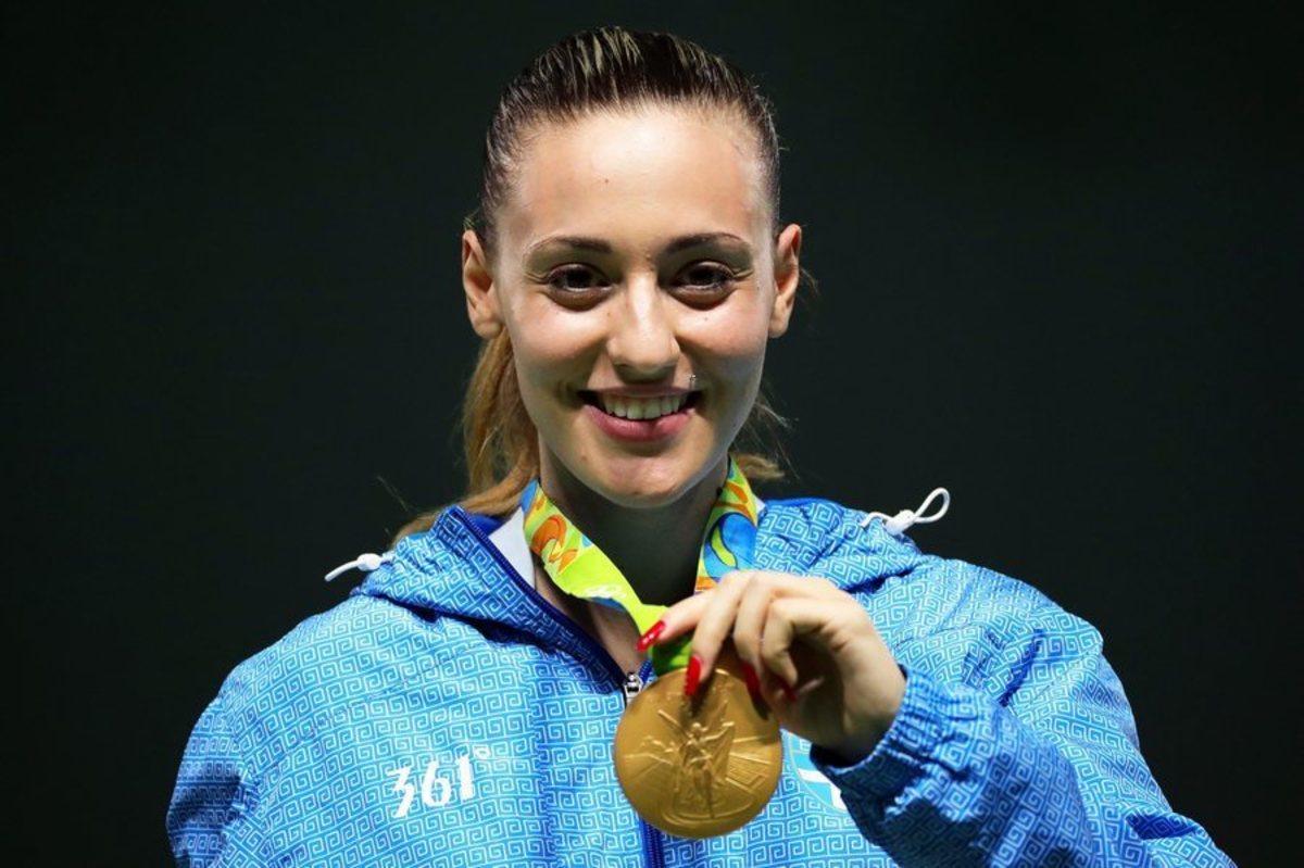"""Άννα Κορακάκη: Εκπληκτική ωριμότητα στις δηλώσεις της! """"Ο πρωταθλητισμός δεν είναι υγιής""""! [vid]"""