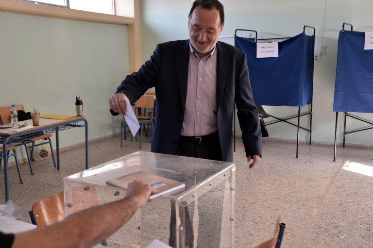 Αμφισβητεί το αποτέλεσμα των εκλογών ο Λαφαζάνης